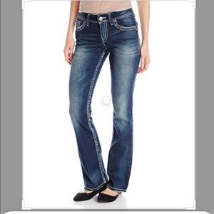 BKE Buckle Stella Slim Boot Jeans